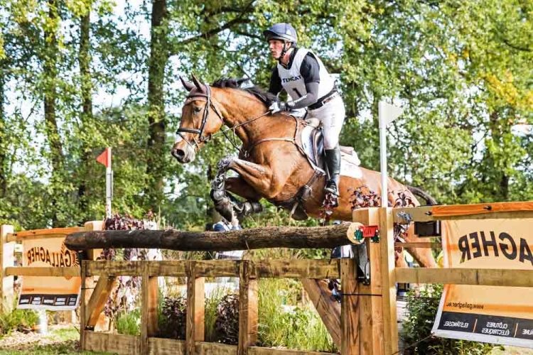 Oliver Townend and Cooley SRS led Team GB to victory at Boekelo (NED), but it was Germany that took series honours in the FEI Nations Cup™ Eventing (Eventing Photo/FEI)
