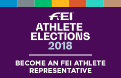 FEI Athlete Elections 2018